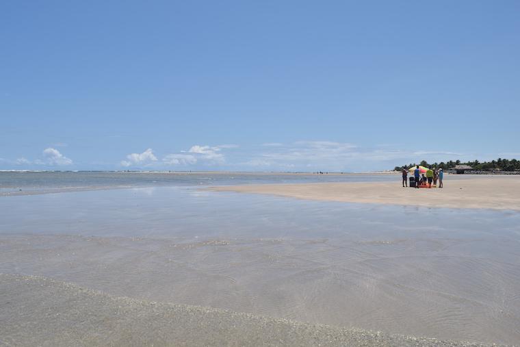praias de pernambuco brasil pontal