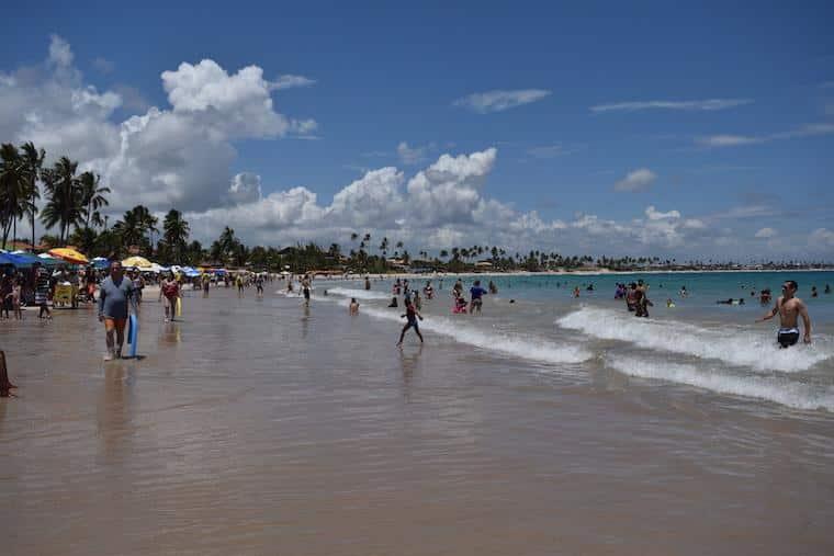 praias de pernambuco brasil porto de galinhas