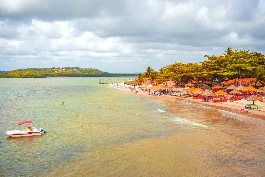 Praias de Pernambuco: Litoral norte