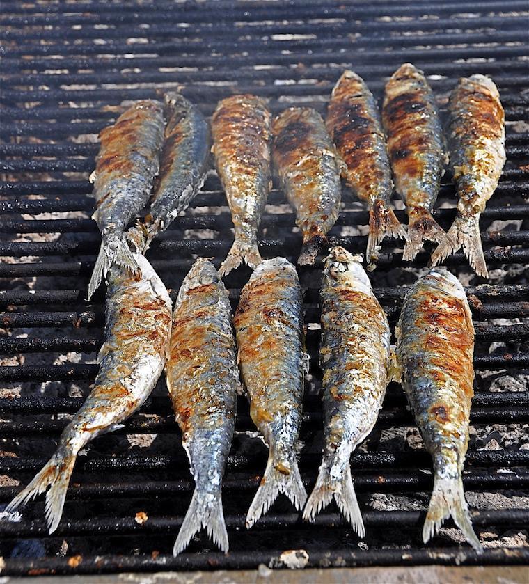 sardinhas culinaria portuguesa