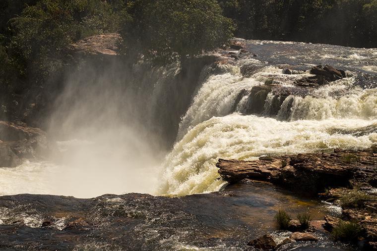 Cachoeira da Velha, Jalapão