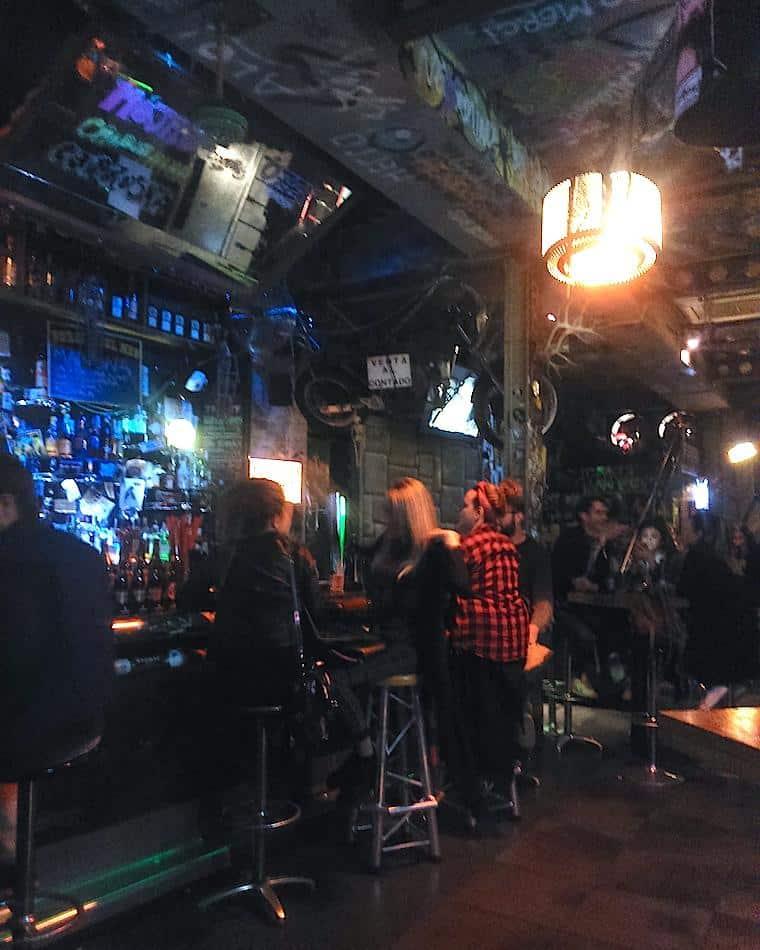 bar em barcelona
