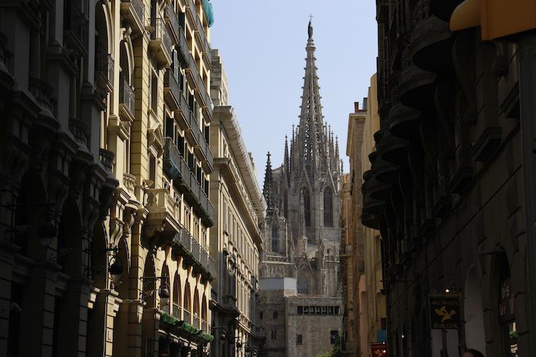 Coisas grátis para fazer em Barcelona