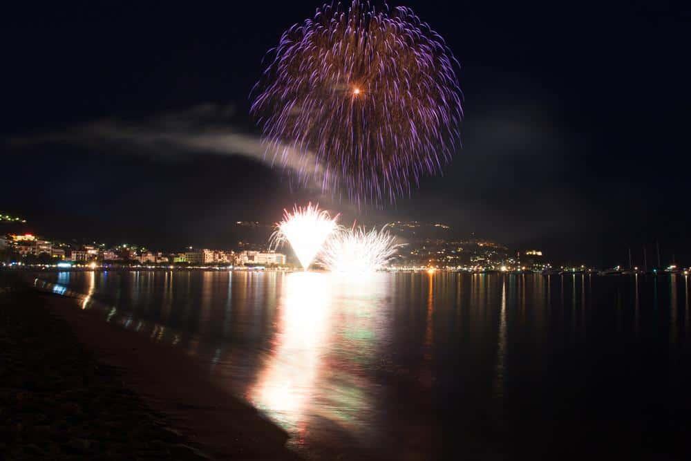 Fogos de San Juan - Espanha