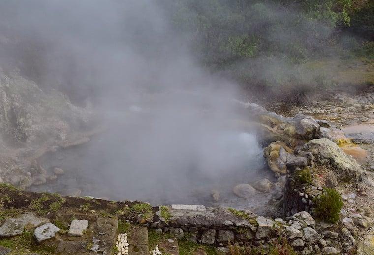lagoa de furnas açores caldeira do diabo