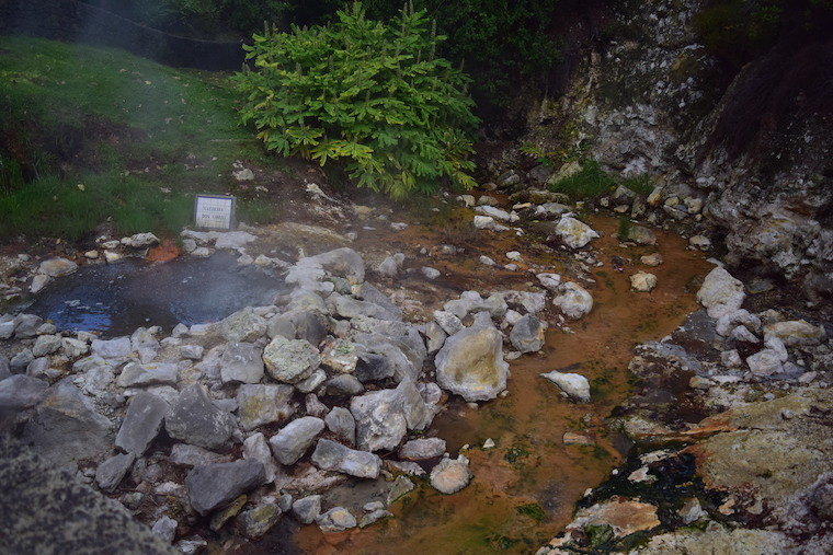 lagoa de furnas açores caldeira e fonte