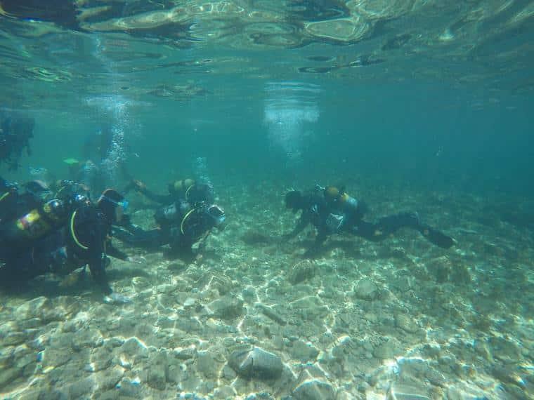 Mergulho na Costa Brava - Espanha