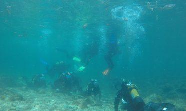 Mergulho na Costa Brava, Espanha