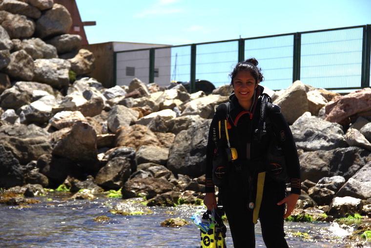 Naty - Mergulho na Costa Brava