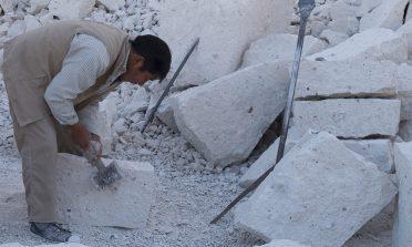 A vida nas pedreiras e a Rota do Sillar, no Peru