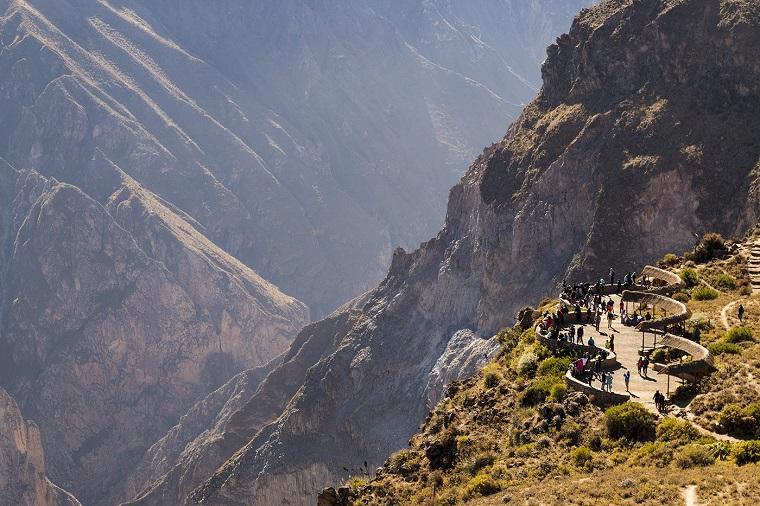 Mirante do Vale do Colca, Peru