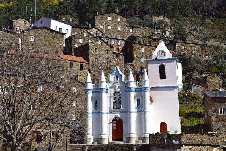 aldeia historica piodao portugal igreja matriz