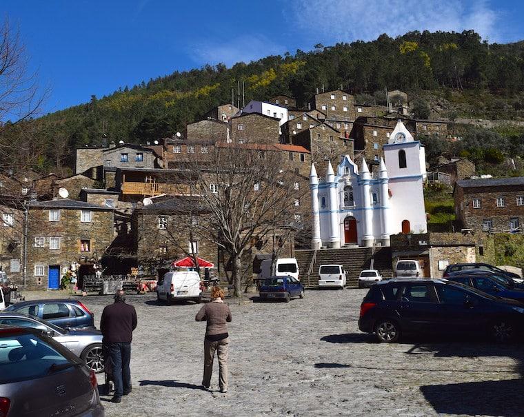aldeia historica piodao portugal praça