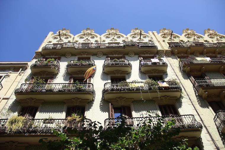 Bairros de Barcelona - Gracia