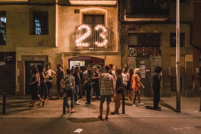 Barcelona - Música ao Vivo