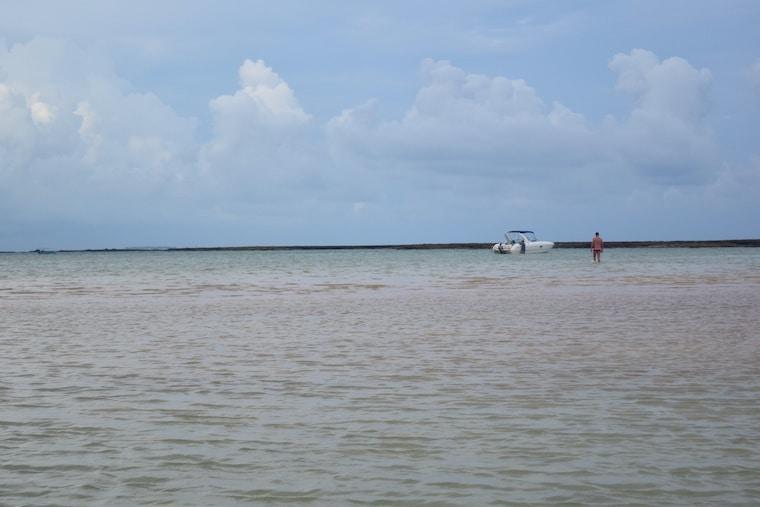 carneiros tabua das marés baixa pessoa