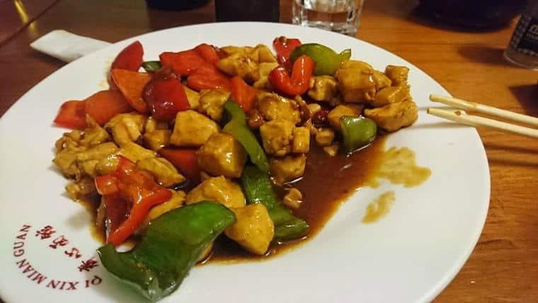 Comida Chinesa - Barcelona