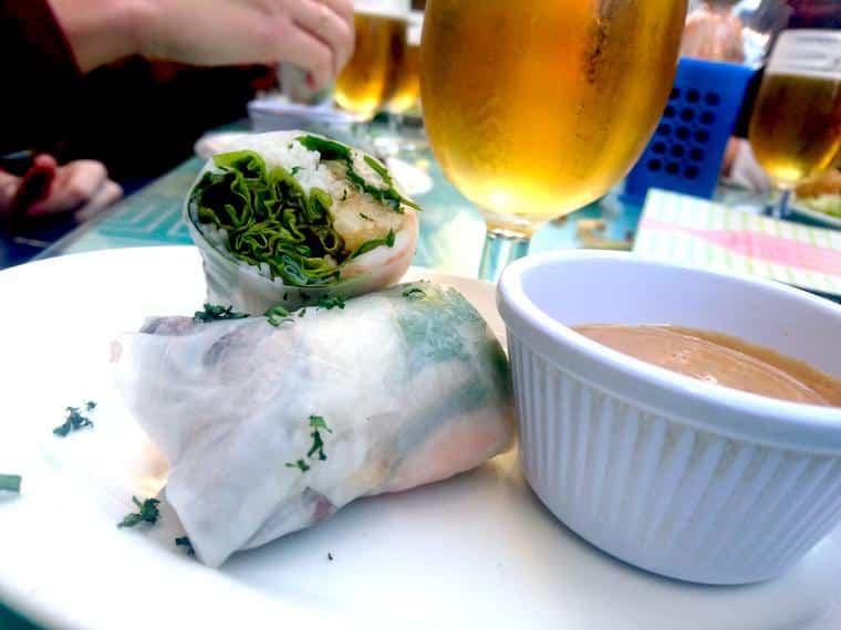 Comida Vietnamita em Barcelona