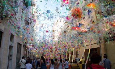 O bairro de Gracia, em Barcelona, através de suas praças