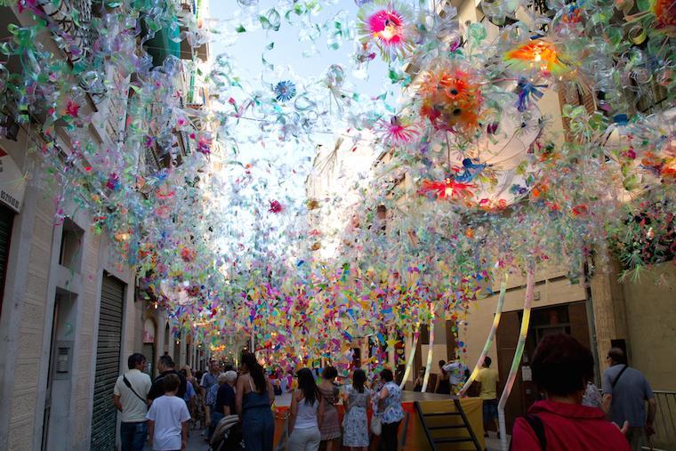 Festas de Gracia - Barcelona