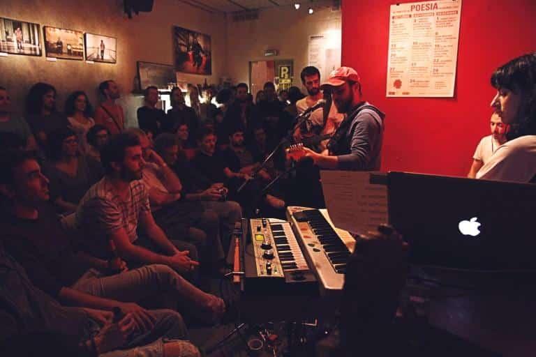 Musica ao vivo em Barcelona