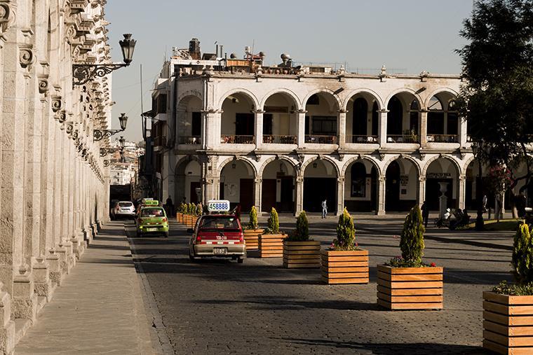 O que fazer em Arequipa, Peru