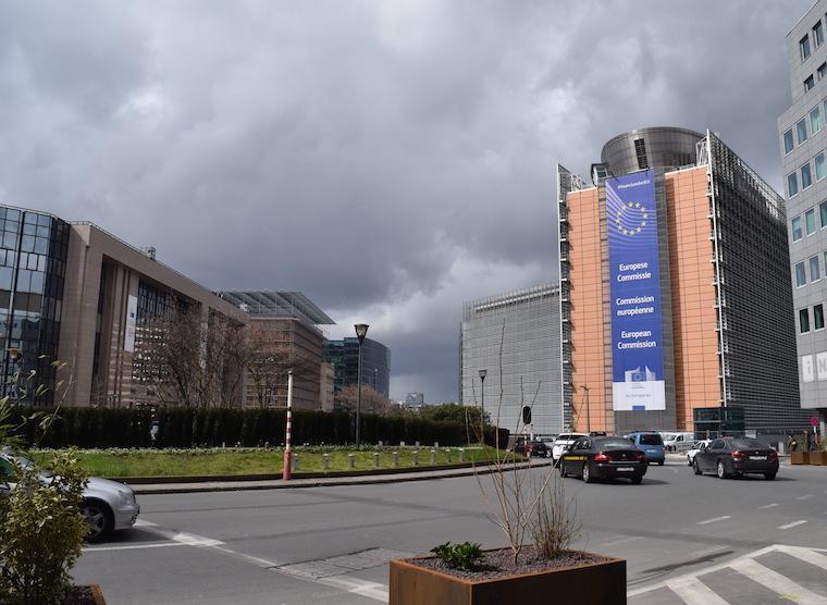 o que fazer em bruxelas distrito europeu