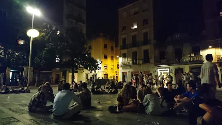 Praça do Sol - Barcelona
