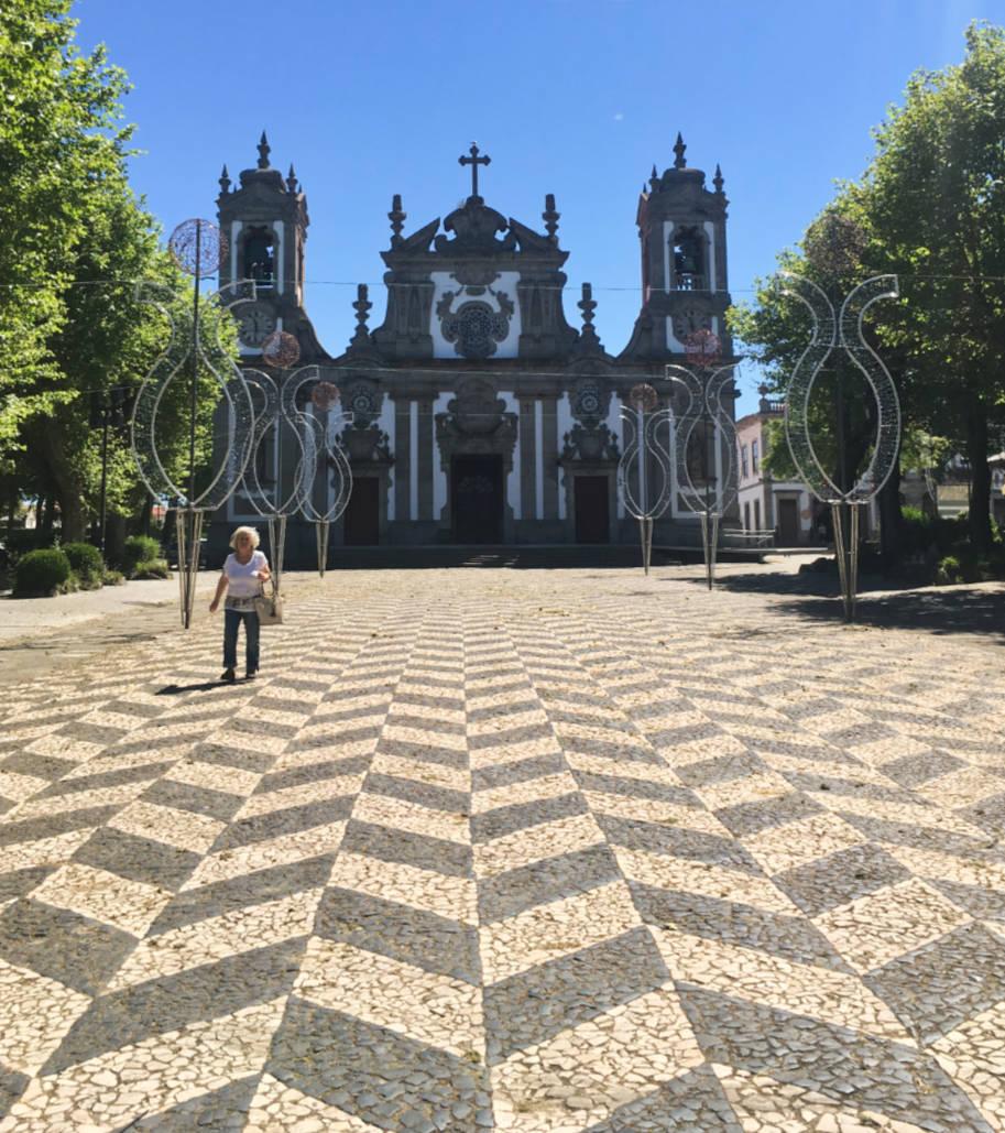 Igreja Senhor de Matosinhos Portugal
