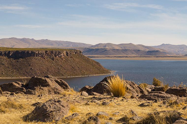 Lago Umayo, Puno, Peru