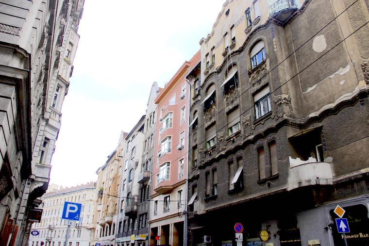 Bairro Judeu de Budapeste