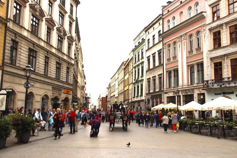 Cidade Velha de Cracóvia