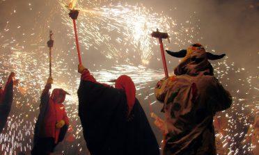 As festas maiores dos bairros de Barcelona