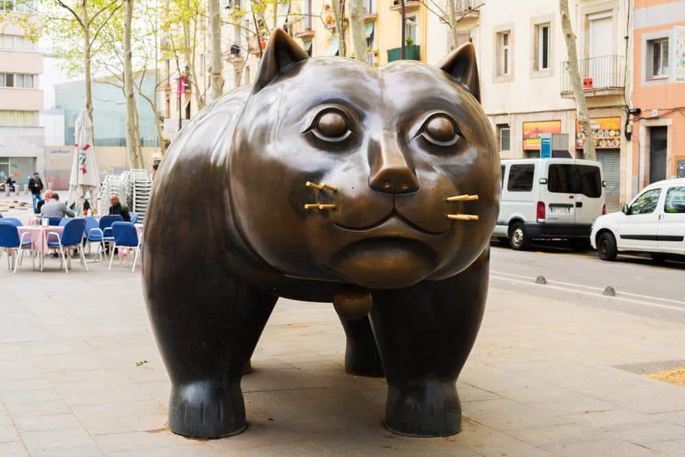 O Gato do Raval - Barcelona