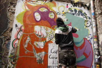 Walking Tour alternativo em Berlim