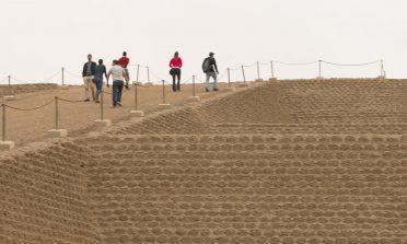 Huaca Huallamarca, sítio arqueológico em Lima