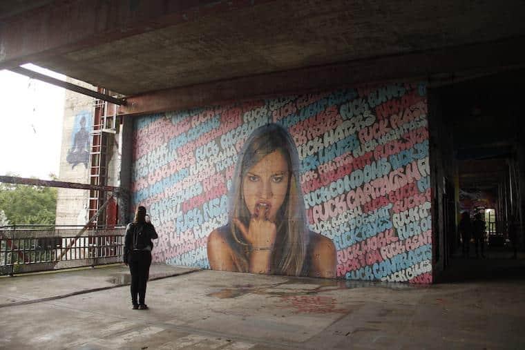 Murais de arte em Berlim