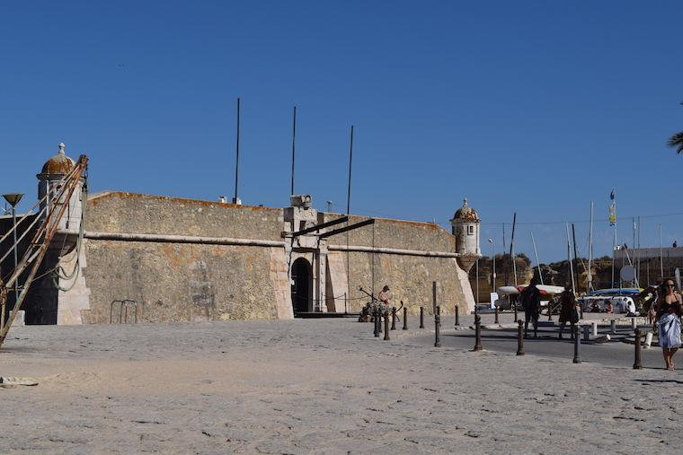 o que fazer em lagos portugal fortaleza