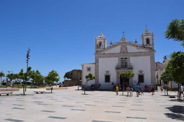o que fazer em lagos portugal igreja santa maria