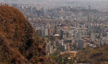 Passeio pelo Parque da Serra do Curral, em Belo Horizonte
