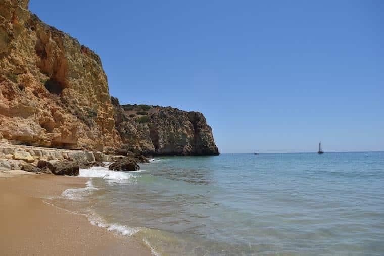 praias do algarve lagos portugal canavial 1