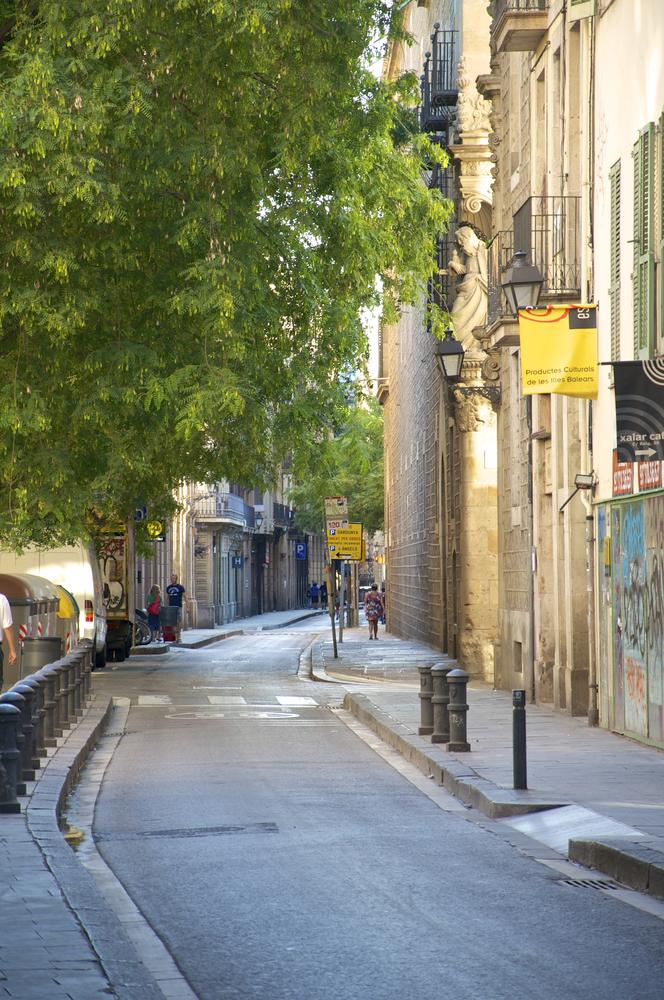 Ruas do Raval - Barcelona
