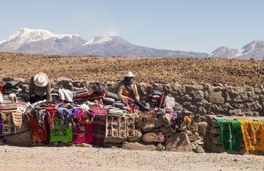 Vale do Colca, no Peru, e o um dos cânions mais profundos do planeta