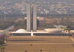 Visita guiada ao Congresso Nacional, em Brasília