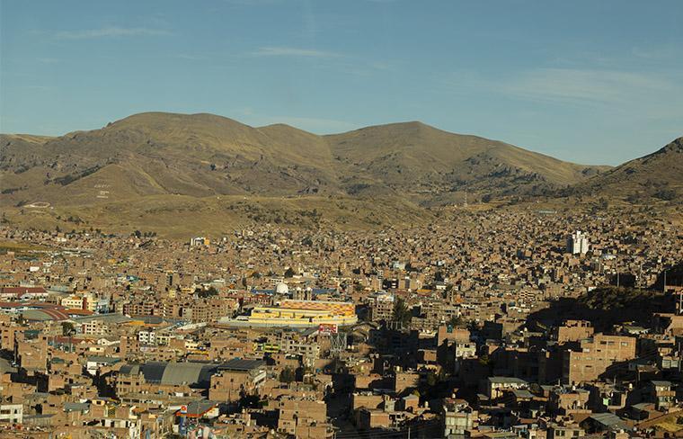 Onde ficar em Puno Peru