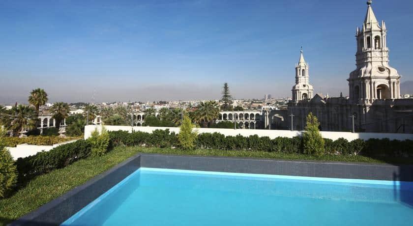 onde ficar em Arequipa, Peru