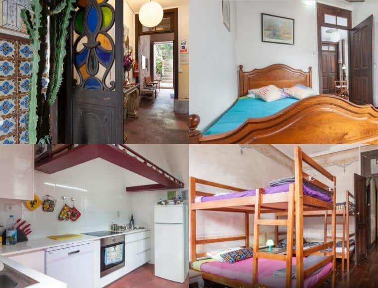 Onde ficar em Braga Portugal igreja bracara hostel