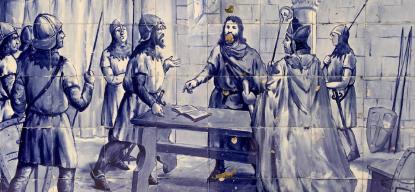 D. Afonso Henriques e a história de Portugal
