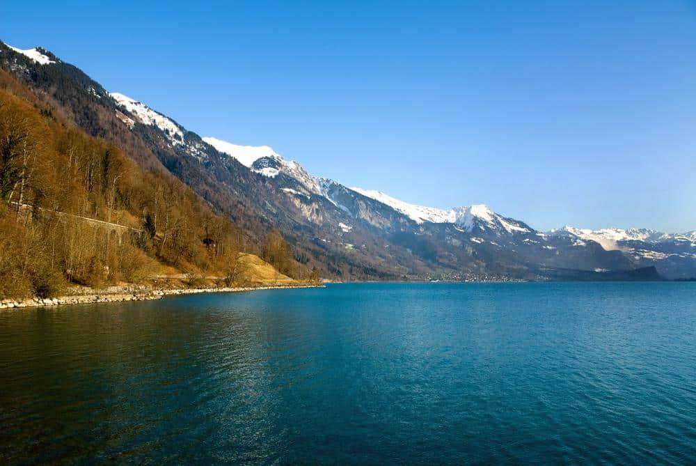 Genebra - Montanhas