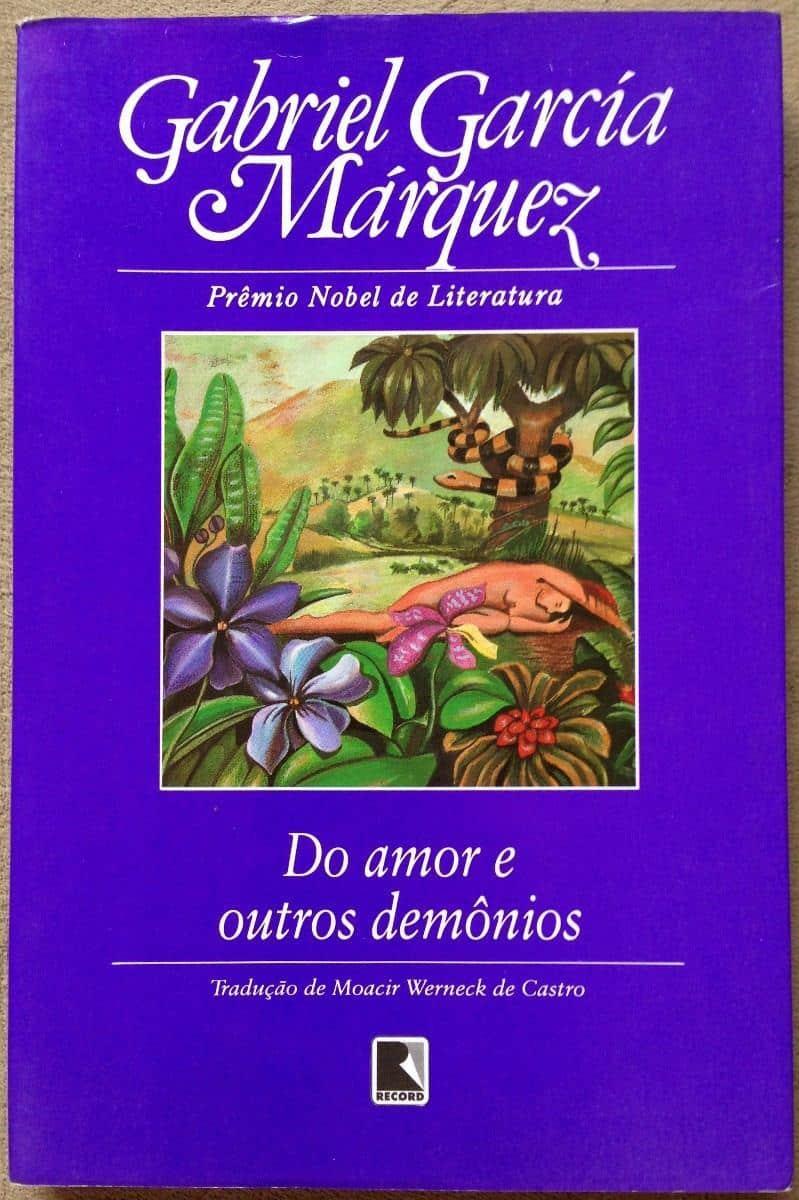 do amor e outros demônios